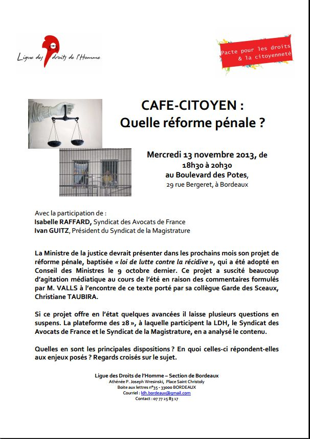 CaféCitoyen 13-11-13