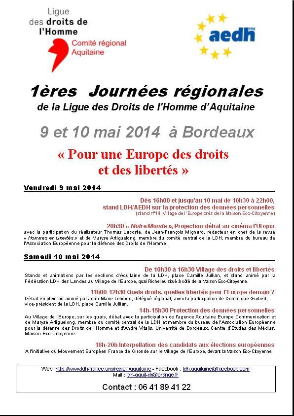 Flyer journees regionales version definitive