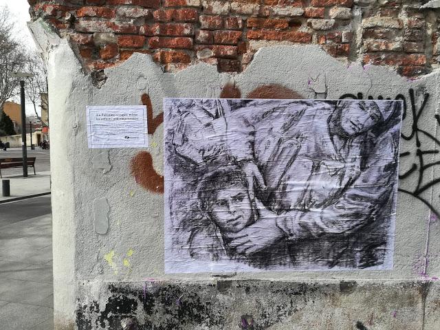 enfants arretés street art 2