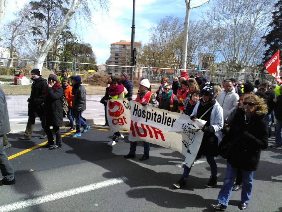 manif 22-03-18 - Perpignan-c