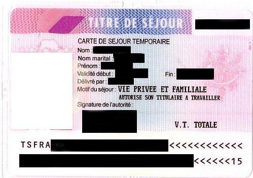 carte pluriannuelle vie privée et familiale Manifeste pour un titre de séjour unique   Ligue des droits de l