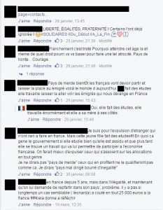 Commentaire Facebook copie