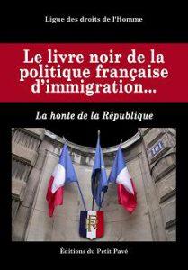 Affiche Livre Noir de l'Immigration