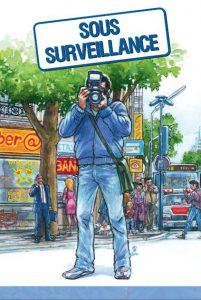 Affiche BD Sous Surveillance