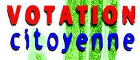 Logo Votation citoyenne