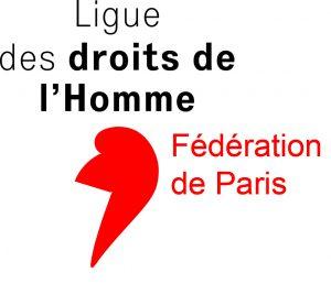 Logo LDH Fédération de Paris