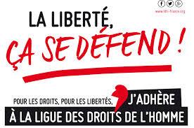 la liberté ca se défend ldh