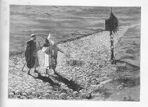 Illustration de Toute la Lyre de Victor Hugo (édition Hugues)